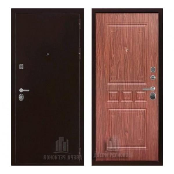 """дверь Regidoors Соломон Гранд, Цвет """"Орех тисненый"""""""