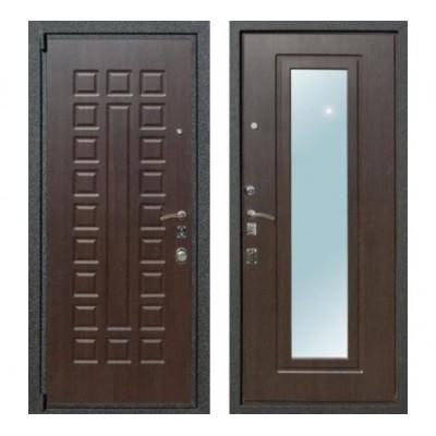 """дверь Rex 4A с зеркалом, Цвет """"Венге"""""""
