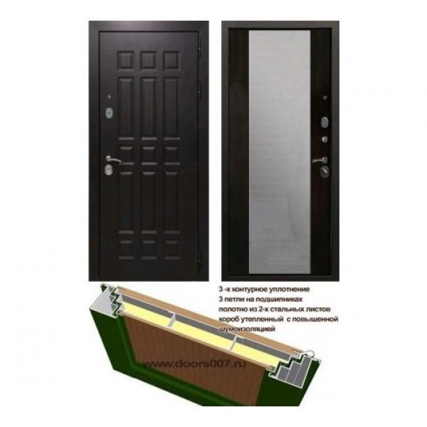 """входная дверь Rex 8 СБ-16 """"Венге"""""""