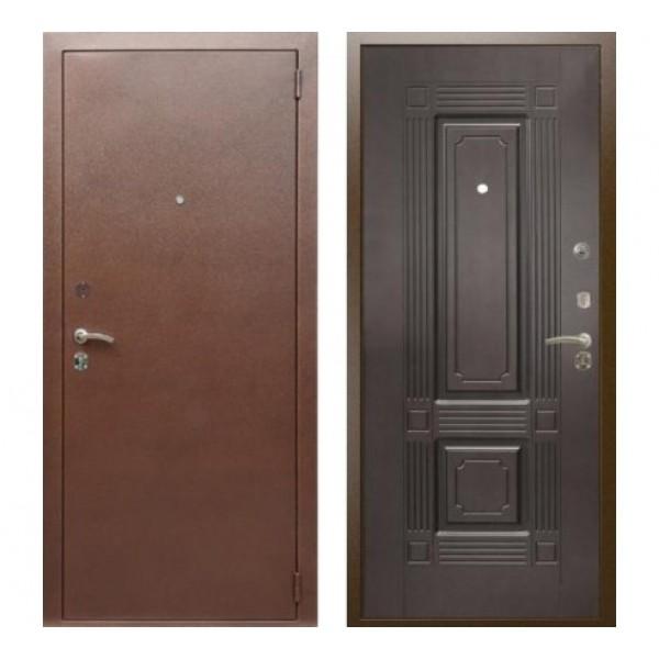 """входная дверь Rex 1, Цвет """"Венге"""""""