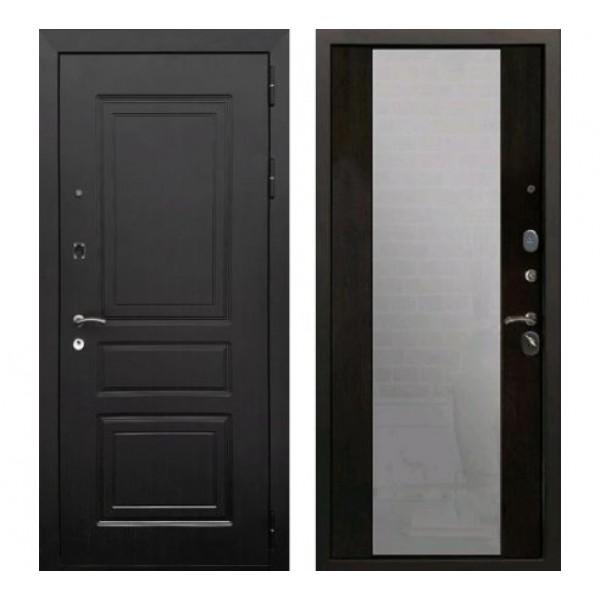 """входная дверь Rex 6 с зеркалом """"Венге"""""""