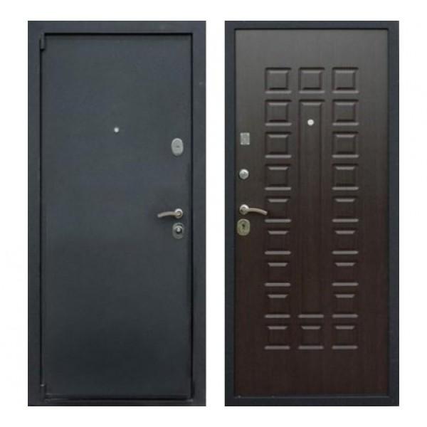 """входная дверь Rex 3, Цвет """"Венге"""""""