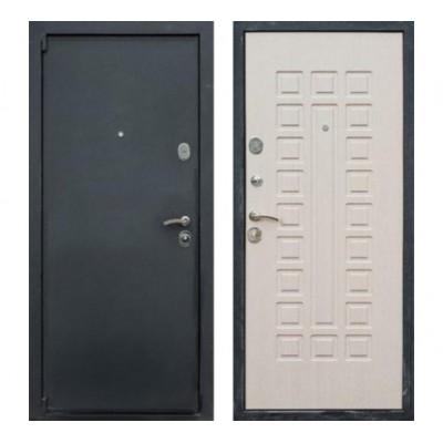 """дверь Rex 3, Цвет """"Беленый дуб"""""""