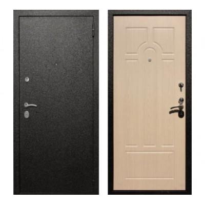 """дверь Rex 1A """"Крокодил"""", Цвет """"Беленый дуб"""""""