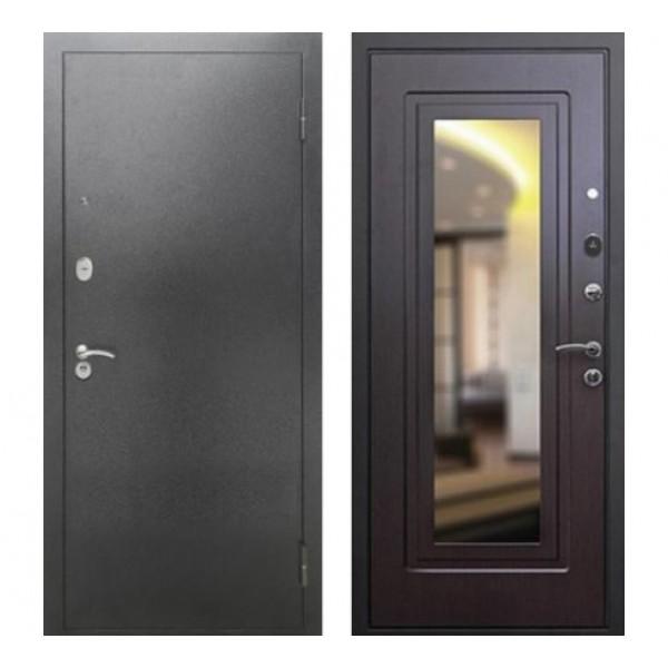"""входная дверь Rex 2А с зеркалом, Цвет """"Венге"""""""