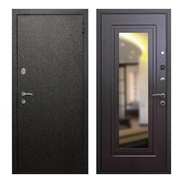 """входная  дверь с зеркалом Rex Верона  """"Венге"""""""