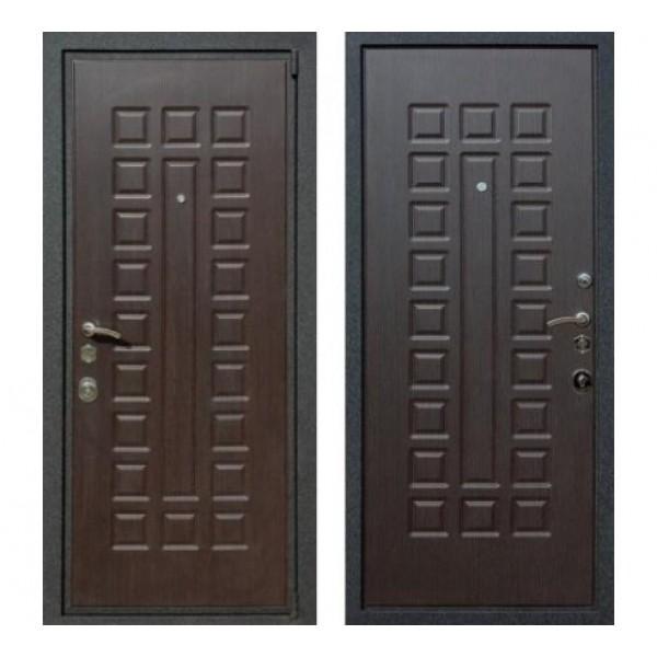 """дверь входная  Rex 4А, Цвет """"Венге"""""""