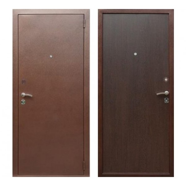 """дверь Rex Эконом, Цвет """"Венге"""""""