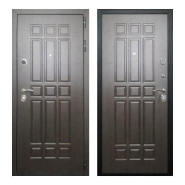 """входная дверь Rex 8, Цвет """"Венге"""""""
