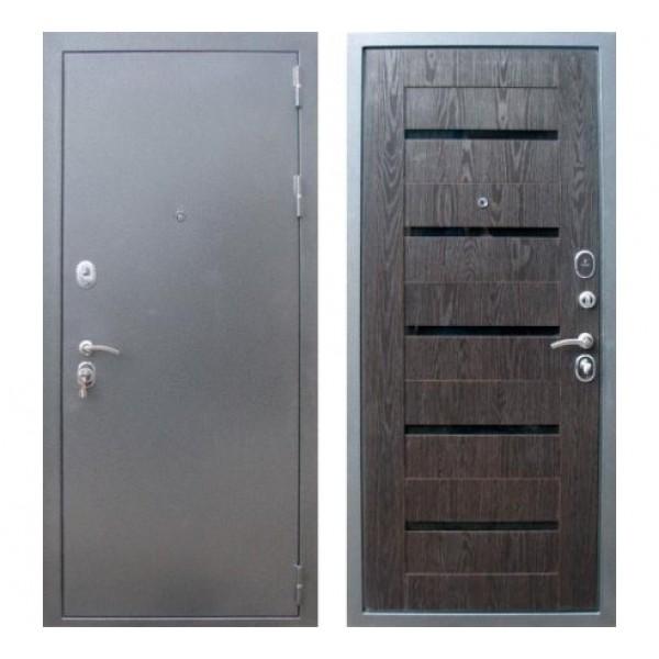 """входная  дверь Rex Титан СБ-14, Цвет """"Венге тангенальный"""""""