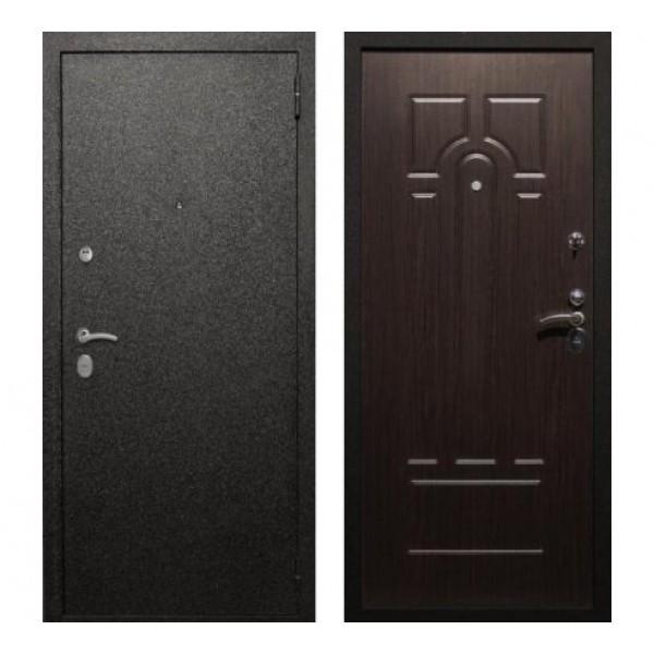"""входная дверь Rex 1A """"Крокодил"""", Цвет """"Венге"""""""