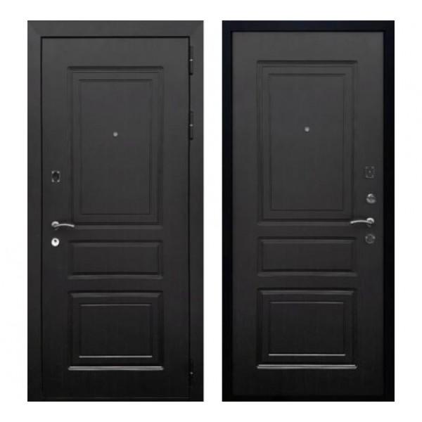 """входная  дверь Rex 6 (Лондон), Цвет """"Венге"""""""