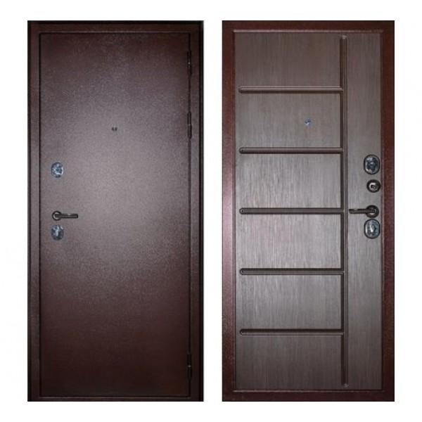 """входная дверь Сударь С-503, Цвет """"Венге"""""""