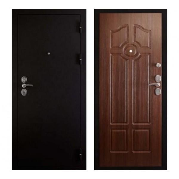 входная  дверь Сударь 4 Черный Премиум