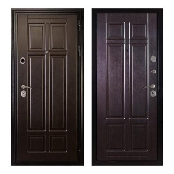 """входная  дверь Сударь МД-07 """"Венге"""""""