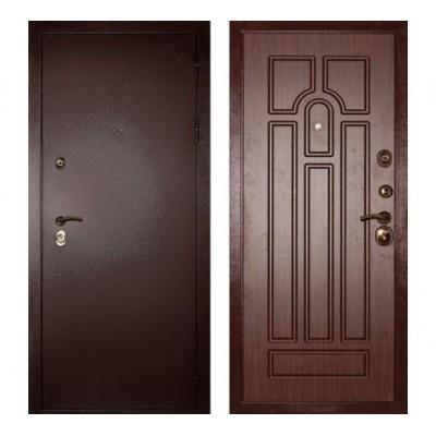 """дверь Сударь МД-09 """"Орех тисненый"""""""
