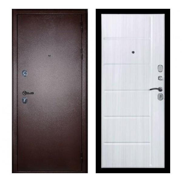 """входная  дверь Сударь С-503, Цвет """"Сандал белый"""""""