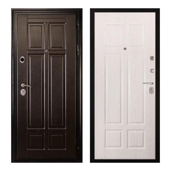 """входная  дверь Сударь МД-07 """"Беленый дуб"""""""