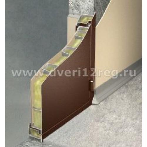 металлические двери от производителя шумоизоляция