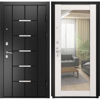 входная дверь Люксор 14 (ПВХ сосна прованс)