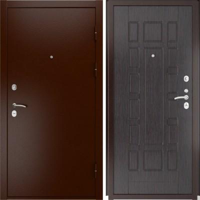Входная дверь Luxor - 3a венге