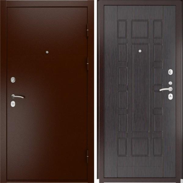 входная дверь Люксор-3А Венге