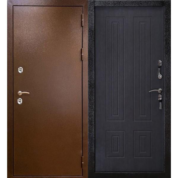 уличная дверь Кондор с терморазрывом  Венге