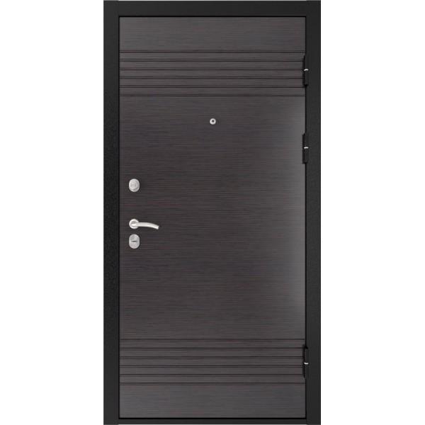 входная дверь Люксор-7 Белая эмаль