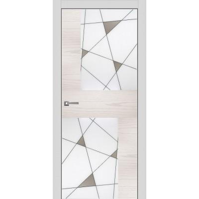 Фрамир Aluform 4 со стеклом