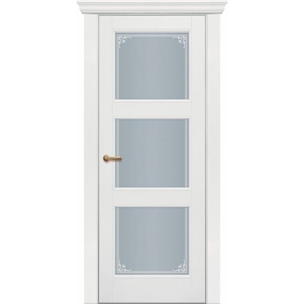 Фрамир Savona 9 со стеклом в эмали. Старое название модели - Fineza Puerta Savona 9.