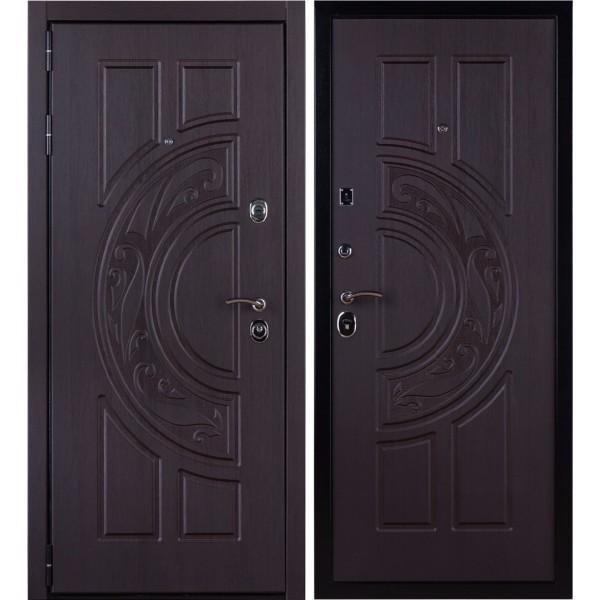 входная дверь Персона 7М №7 Бизнес класс Трёхконтурная