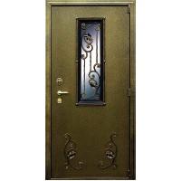 Входная наружная дверь Persona 5K Элегия