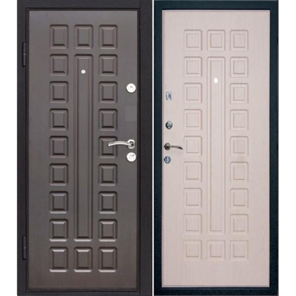 Входная дверь П7М №4 три контура