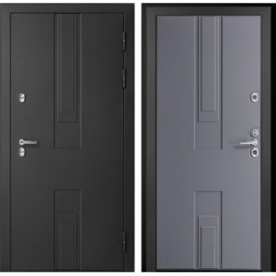 уличная дверь Дверной континент Тоскана серый