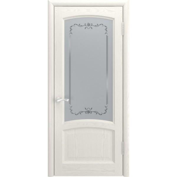 двери шпон КЛИО (ДубRAL 9010 до)