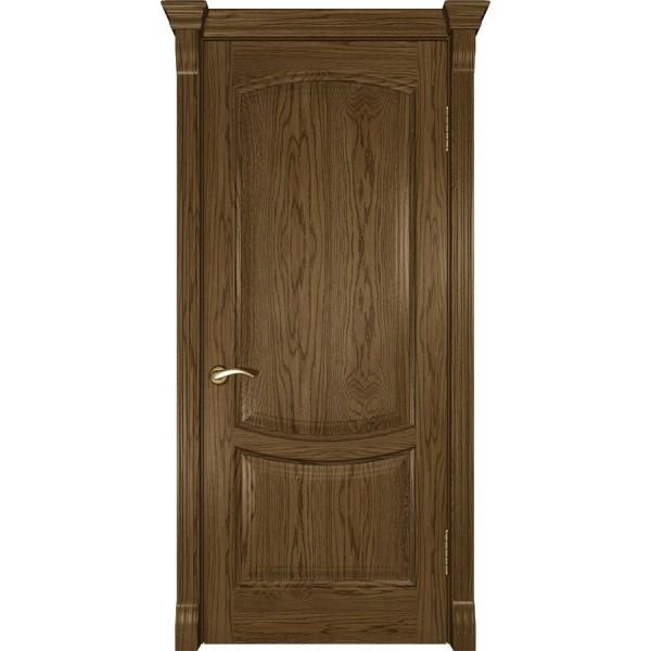 двери шпон Лаура-2 (светлый мореный дуб ДГ) Ульяновск