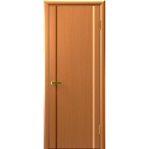 дверь шпон Синай-3 (светлый анегри, глухая)