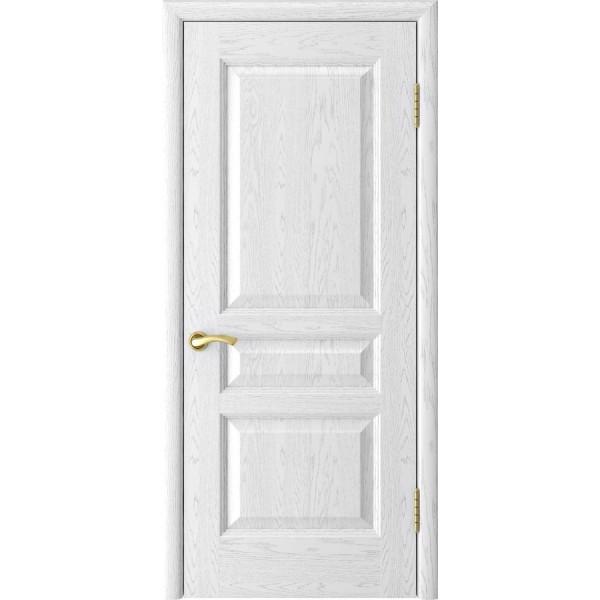 дверь эмаль Атлант-2 (ясень белая эмаль дг)