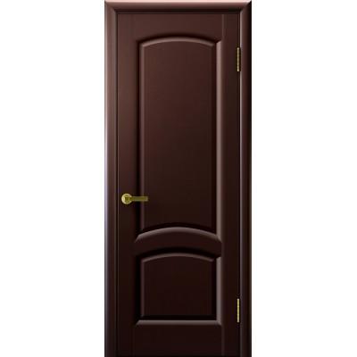 межкомнатная дверь Лаура (венге,глухая)