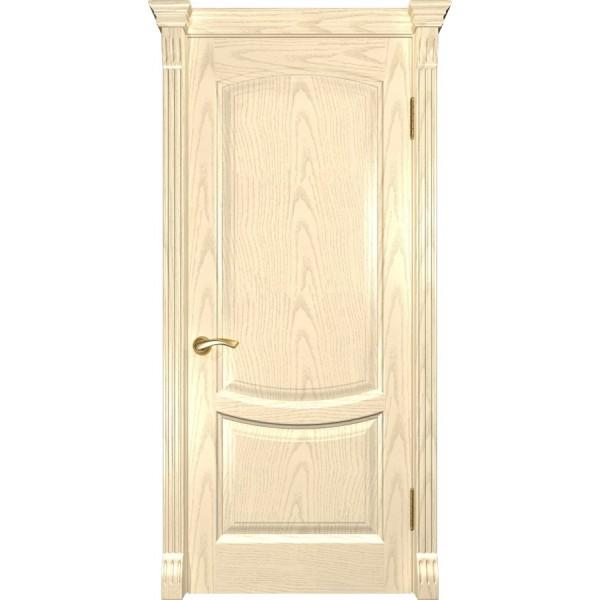 дверь эмаль Лаура-2 (слоновая кость ДГ)
