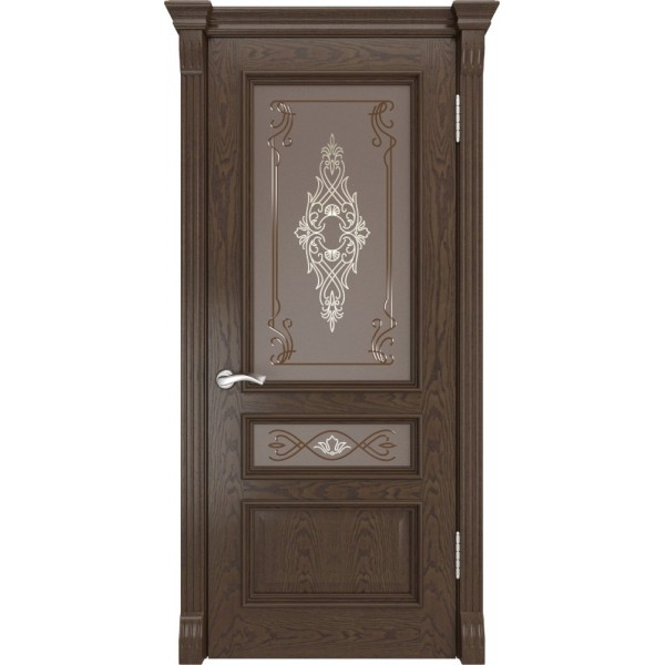 двери шпон ГЕРА-2(Mistick,до)