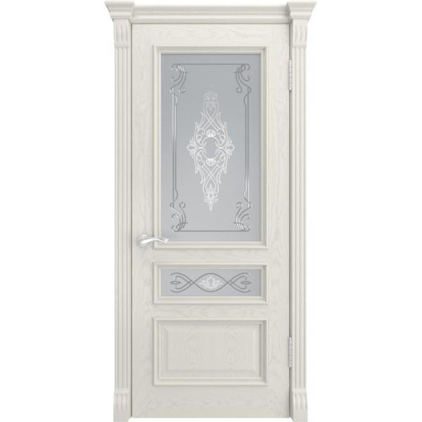 дверь ГЕРА-2 (Дуб RAL 9010 до)