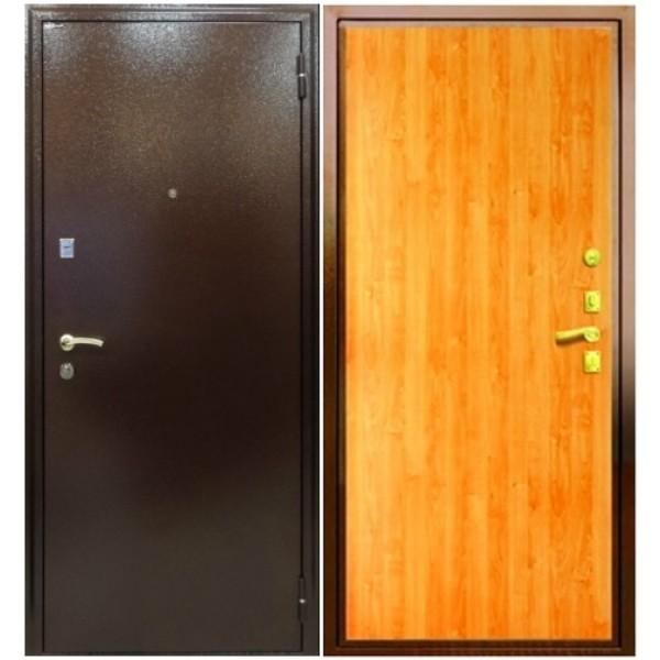 металлическая дверь для квартиры Монолит-1