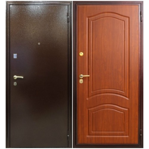 стальные двери 2 класса