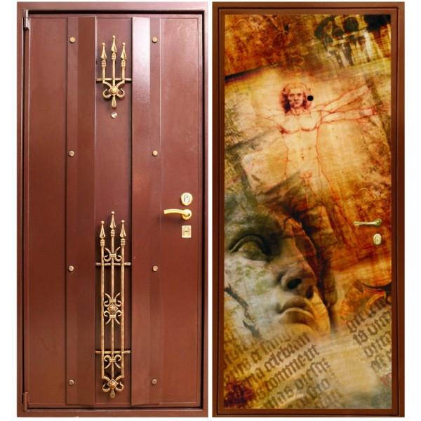 Защитная дверь Персона 78 Премиум класса