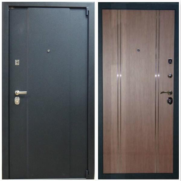 металлическая дверь Persona 71 трёхконтурная