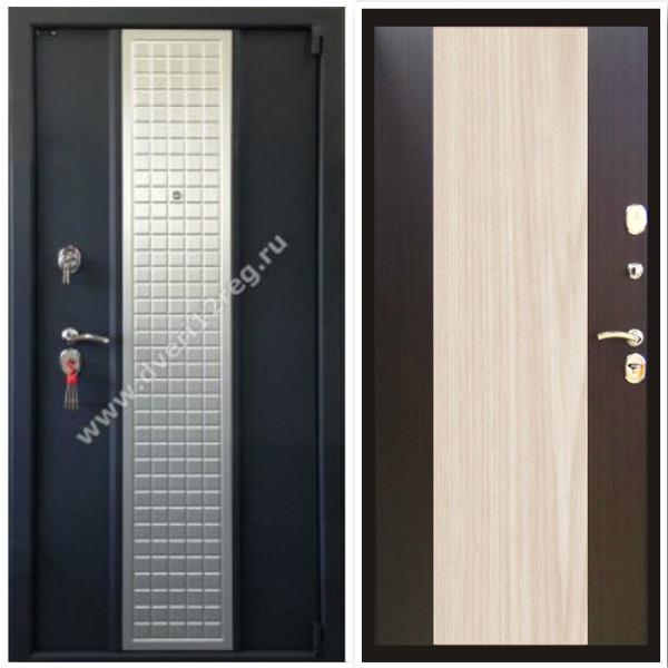 Входная дверь Persona 72 AL  с тремя контурами
