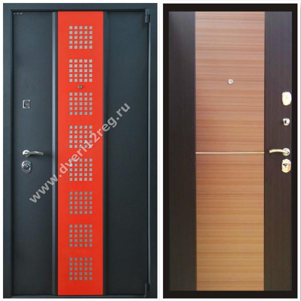 Входная дверь Персона 73А . Три контура.Терморазрыв (опция)