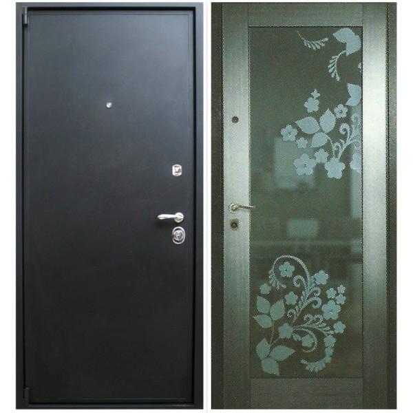 защитная дверь с заглублённым полотном петли BARK