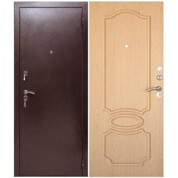 Входная металлическая дверь П5 эконом №5